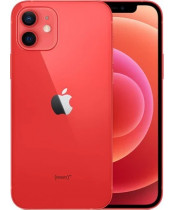 Apple iPhone 12 (PRODUCT)Red 128GB