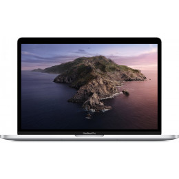 """Apple MacBook Pro 16"""" MVVM2 with Touch Bar (Mid 2019) Silver"""