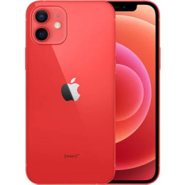 Apple iPhone 12 mini (PRODUCT)Red 64GB